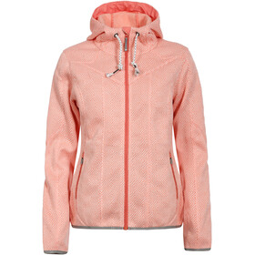 Icepeak Lida Jakke Damer orange
